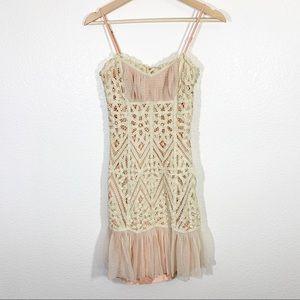 Betsey Johnson l Vintage Lace Dress